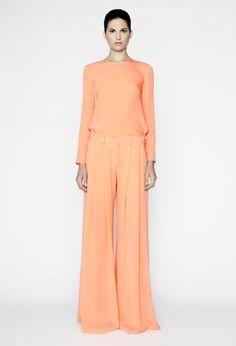 Camilla & Marc emperor pants - orange