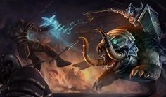 Sejuani | League of Legends