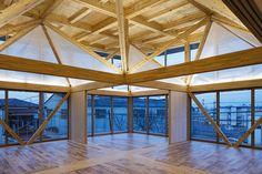 Gallery of Substrate Factory Ayase / Aki Hamada Architects - 36