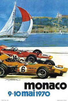 GP Monaco 1970