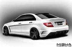 Mercedes-Benz C-Class by Misha Designs