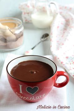 My Recipes, Italian Recipes, Sweet Recipes, Caldo Recipe, Café Chocolate, Friend Recipe, Italian Cake, Winter Food, Food And Drink