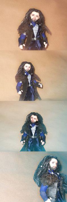 Thorin Oakenshield Art Doll by LilliamSlasher.deviantart.com on @DeviantArt