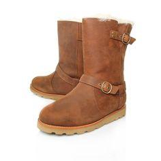 Noira, brown shoe by Ugg Australia