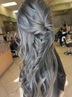 Ash Blonde Braided Hairstyles 2018 Summer Trends