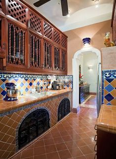 395 Best Mexican Kitchens images in 2019   Mexican kitchens ...