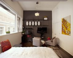 87 best small studio decorating images on pinterest apartment