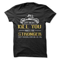 Bears Will Kill You tshirt - 1
