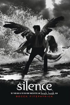 3rd book in Hush, Hush series. Loved it and didn't put it down.
