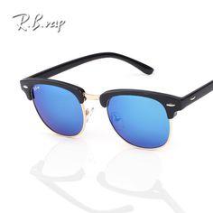 Top unisex sunglasses Stylish vintage men women UV400 brand designer sun  glasses oculos de sol eyewear c5858c0bffee