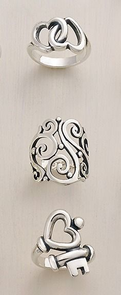 167 Best Avery Rings Images In 2019 James Avery Rings Ring