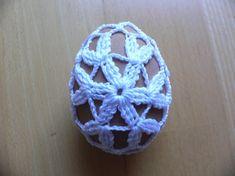 Húsvéti minták leírása - horgoltekszerek.lapunk.hu Crochet Earrings, Pandora, Easter, Floral, Jewelry, Foods, Fashion, Food Food, Moda