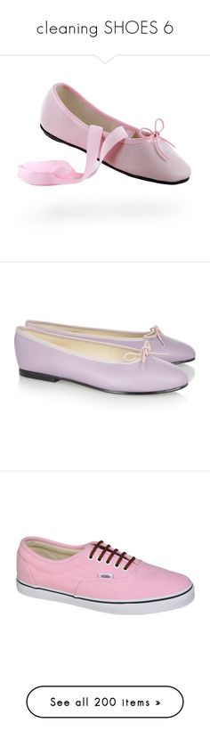 """""""cleaning SHOES 6"""" by royalsinthedark ❤ liked on Polyvore featuring shoes, flats, ballet / loafers, lullabies, purple, lilac, ballerina pumps, bow flats, purple flats and purple ballet flats"""