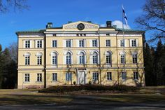 Vuojoki mansion, Eurajoki.