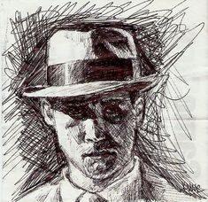 Detective Cole Phelps by DrawDrawRevolution on DeviantArt