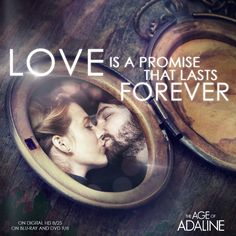 There is nothing more beautiful than falling in love. #Adaline