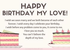 Short and Long Emotional Birthday Wishes for Boyfriend Happy Birthday Text Message, Happy Birthday My Love, Birthday Messages, Messages For Him, Text Messages, Text Message Quotes, Birthday Message For Boyfriend, Things To Come, Duke