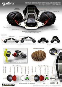 2014 Michelin Challenge Design finalists announced - Car Design News