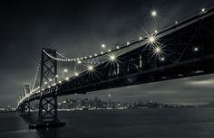 SF Bridge - Gotham By The Bay