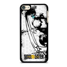 SOUL EATER MAKA ALBARN iPod 4 5 6 Case  Vendor: Casefine Type: All iPod Case Price: 14.90  This luxury SOUL EATER MAKA ALBARN iPod 4 5 6 Touch case provides a premium custom design to your iPod. The cover made from durable hard plastic available in white and black color. Our iPod 4 5 6 Case gives extra protective bumper protect it from impact scratches and has a raised bezel to protect the screen. ThisiPod Touchcase offercomfort cute and cool style along with good quality but in cheap…