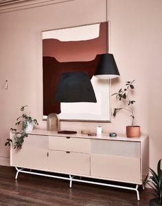 Farbe Grau, Grün, Braun   Wohnen Und Einrichten Mit Naturfarben | Wohnen. |  Pinterest | Braun, Rosa Und Wandfarbe Schlafzimmer