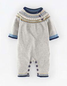 Super Soft Knitted Romper