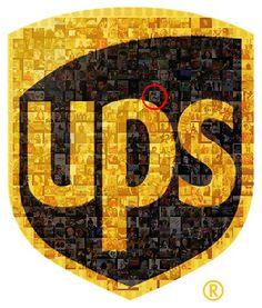 UPS Mosaic Ferrari Dickbutt - Album on Imgur