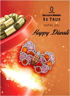 Ghanasingh Be True wishes everyone a very #HappyDiwali.  May this #Diwali bring health and prosperity to you and your loved ones.