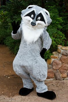 WDW Oct 2011 - Meeting Meeko | by PeterPanFan