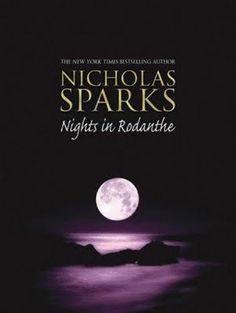 sucker for Nicholas Sparks books.. hehe