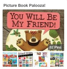 Picture Book Palooza:  A Pinterest board FULL of picture book collections and recommendations for primary teachers (K-3).  LINK to board:  http://www.pinterest.com/alynknight/picture-book-palooza/