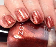 Zoya Autumn #zoyanailpolish
