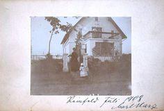 Carl Harz, Haus 1908