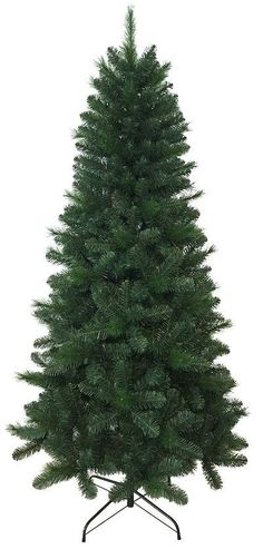 Elegant Nicholas Square® Pre Lit Green Spruce Artificial Christmas Tree   Save The  Time And Hassel With A Pre Lit Tree.