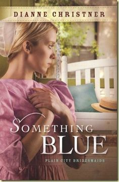 Something Blue by Dianne Christner    4 Stars