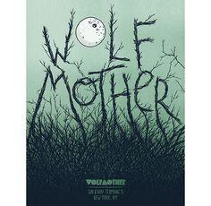 Wolfmother - artist unknown