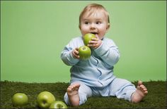 5 Best Foods And Nutrients For Your Baby's Health - All Fresh Recipes