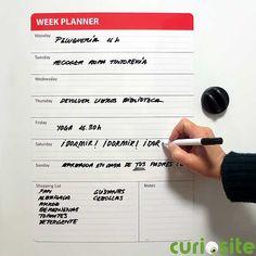"Pizarra Magnética ""Week Planner"""