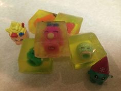Shopkins in icecubes Shopkins, 7th Birthday, Birthday Parties, Party Fiesta, Slumber Parties, Aaliyah, Soap Making, Party Planning, American Girl