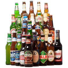 24 Biere aus aller Welt ✔ 24 verschiedene Biersorten aus aller Welt in einem Paket ✔ als originelle Geschenkidee für Bierliebhaber ➜ Hier online bestellen!