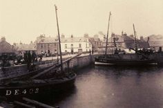Broughty Ferry, Dundee, Scotland. Old Photos, Vintage Photos, Scottish People, Dundee, Paris Skyline, Scotland, Scenery, History, Country