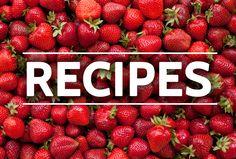 Recipes Juice Smoothie, Smoothies, Nutribullet Recipes, All Fruits, Fruit Salad Recipes, Holistic Nutrition, Crockpot Recipes, Strawberry, Juices