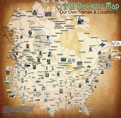 A self-taught mapmaker from Warner, Okla. is changing the landscape of where many thought Native American tribes once lived.   According to ...