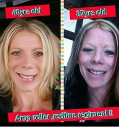 Want to age backwards?! You can with Rodan + Fields Redefine Regimen! Bundle…