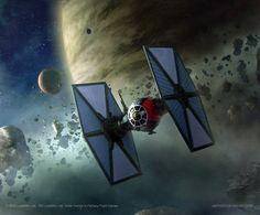 Star Wars: Debris Gambit by Anthony DevineFound here