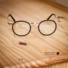 Vintage Women Man Eye Glasses 60s 70s LONGATI  Retro Fashion Eyewear Unworn  Change to sun lenses or optical FREE #66 by ZemerOptic on Etsy