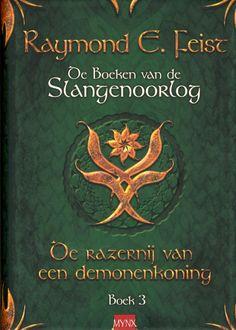 boek 11 raymond e feist - de razernij van een demonenkoning