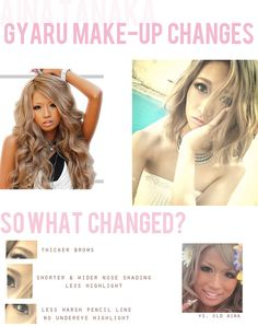 What's new & trending about Gyaru Make-up for 2013