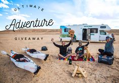 Ultimate Adventure Giveaway