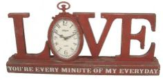 A Loja do Gato Preto | Relógio LOVE @ Reloj LOVE #alojadogatopreto